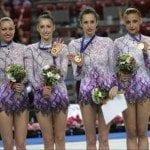 Победа! Гимнастичките ни със златни медали в Москва