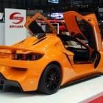 Българската кола направи фурор в Женева
