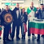 Християн Тотев за втори път спечели световната титла по муай тай