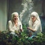Свещена трева: Монахини отглеждат марихуана (СНИМКИ)