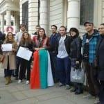 Българите в Белгия и Англия се вдигат на протест срещу изборните промени