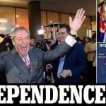 INDEPENDENCE DAY: UK каза СБОГОМ НА ПАРАЗИТЕТЕ ОТ ЕС И МЪРЗЕЛИВИТЕ БЮРОКРАТИ