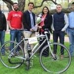 Чикаго. Млад перничанин създаде хидравлично колело и грабна първо място в състезание за млади научни работници