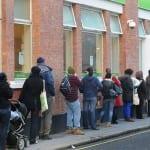 Всеки шести британски младеж не ходи на работа