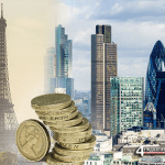 След срива на лирата Франция стана петата най-голяма икономическа сила в света