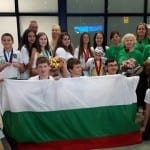 18 медала за България от преборили рака деца