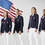 Скандал в Америка! Олимпийците на САЩ получиха костюми с руския флаг на тениските