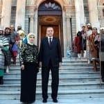 Палатът на Ердоган само за $ 615 милиона