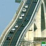 Мост на ужасите? През какво минават шофьорите в Япония…