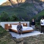 В Швейцария откриха хотел без стени и покрив