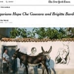 Ню Йорк Таймс пише за българското село Старо Железаре