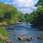 В Хондурас тече река България