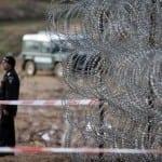 Гръмнаха нелегален емигрант на българската граница