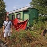 Част от царският влак на Фердинанд потънал в бурени (СНИМКИ)