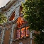 Пловдивските тютюневи складове в пламъци – отново в почивен ден (СНИМКИ)