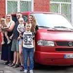 Daily Mail Германско семейство иска убежище в Русия: Вече не се чувстваме сигурни в родината!