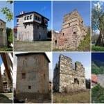 Средновековните кули в България