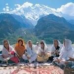 Племето хунзи: Живеят по 120 години, жените раждат на 65, нямат рак