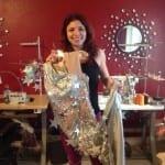 Русенка, прочула се като дизайнер в Калифорния, отваря магазин в родния си град