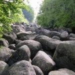 Под каменните реки на Витоша тече вълшебна вода