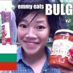 Японка с над 700хил. последователи в Youtube ЛУДНА по българска БАНИЦА, ЛЮТЕНИЦА, ВАФЛИ (ВИДЕО)