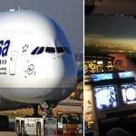 Германия:Невероятната история на българина, който пилотира най-големия пътнически самолет в света (СНИМКИ)
