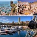 Аликанте – вълшебно красив град на дворци, божествени води и много история