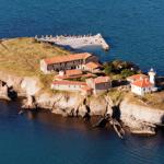 Oстров Света Анастасия – българският Алкатраз