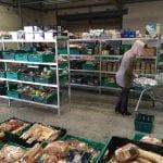В Англия отваря първият магазин за храна която магазините принципно изхвърлят