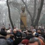 Ето го и новият паметник на Васил Левски