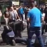 Англичани пребиха бежанци, които нападнаха бяла жена (ВИДЕО)