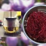 Подобрете зрението си с чай от шафран