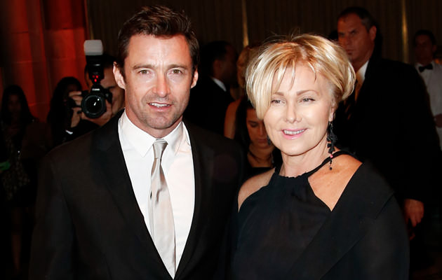 09/17/2013 - Hugh Jackman, Deborra-Lee Furness - 14th Annual New Yorkers For Children Fall Gala - Arrivals - Cipriani's 42nd Street - New York City, NY, USA - Keywords: beauty, fashion, manhattan, celebrity, red carpet, Orientation: Portrait Face Count: 1 - False - Photo Credit: Debby Wong / PR Photos - Contact (1-866-551-7827) - Portrait Face Count: 1