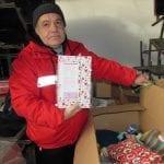 Коледни подаръци от Англия за децата на Хитрино