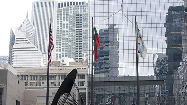 Вдигаме трибагреника в Чикаго и Торонто за 3 март