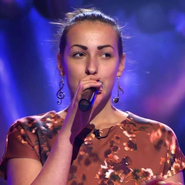 """Гергана от Добрич се бори за титлата """"Гласът на Фландрия"""" /снимки и видео/"""