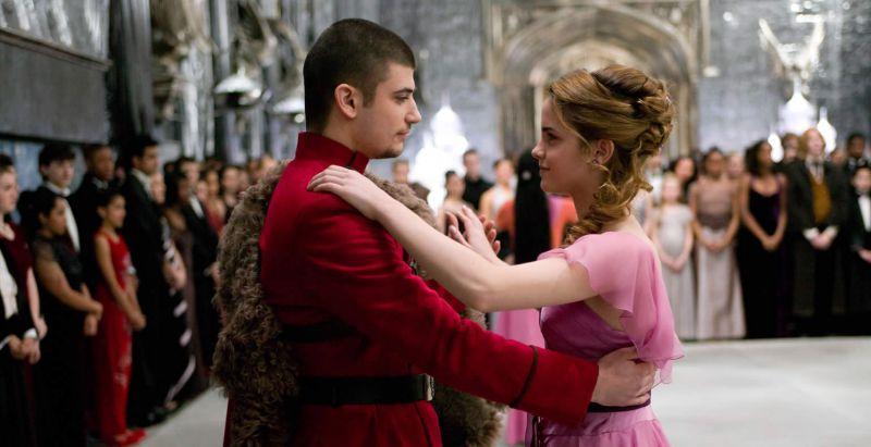 Българин главен герой в 'Хари Потър-4'