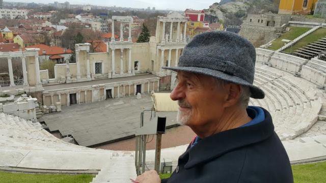 Тед Кочев усети уюта на дома в Пловдив