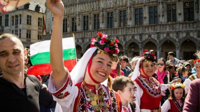 Огромно българско хоро ще се извие в сърцето на Брюксел