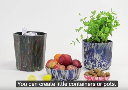 Холандски дизайнер създаде домашни машини за рециклиране (ВИДЕО)