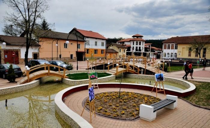 Кмет, който не краде, превърна едно БГ село в швейцарско (ВИДЕО)