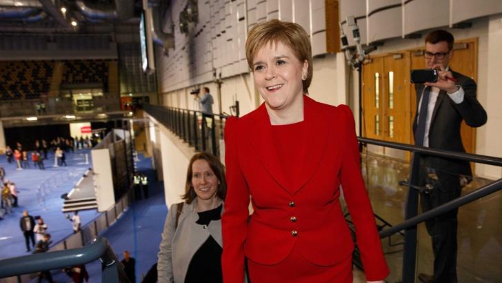 Шотландското правителство одобри нов референдум за независимост