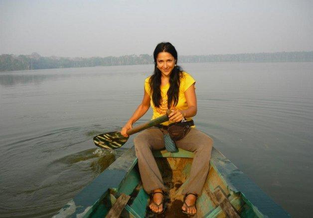 Мила Shipiwa – българската фея от Амазония