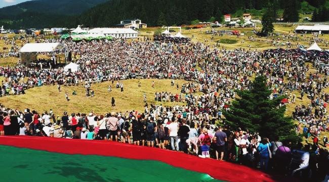 Лагер с 1200 палатки на Роженския събор