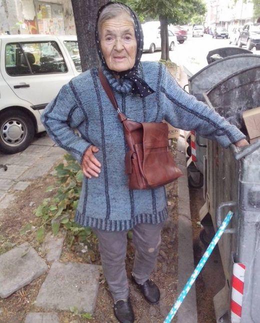 Трогателната благодарност на една изстрадала старица: Ще кажа на Господ, че си ми помогнал