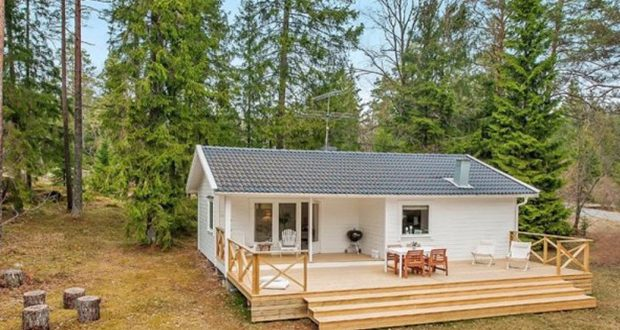 Къщата мечта (шведски дизайн)