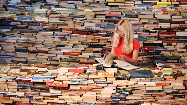 100 сайта за легално сваляне на безплатни книги