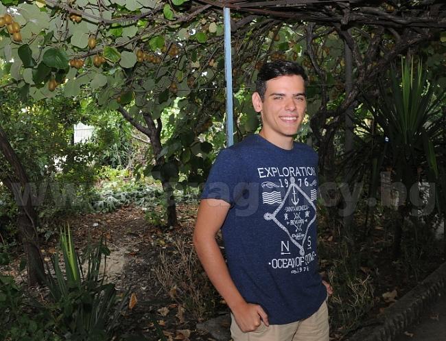 Студент от Царево стана Математик №1 в САЩ