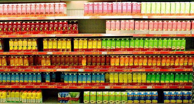 Колко натурални са натуралните сокове?