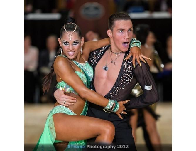 Българка спечели световната купа по спортни танци в Лайпциг